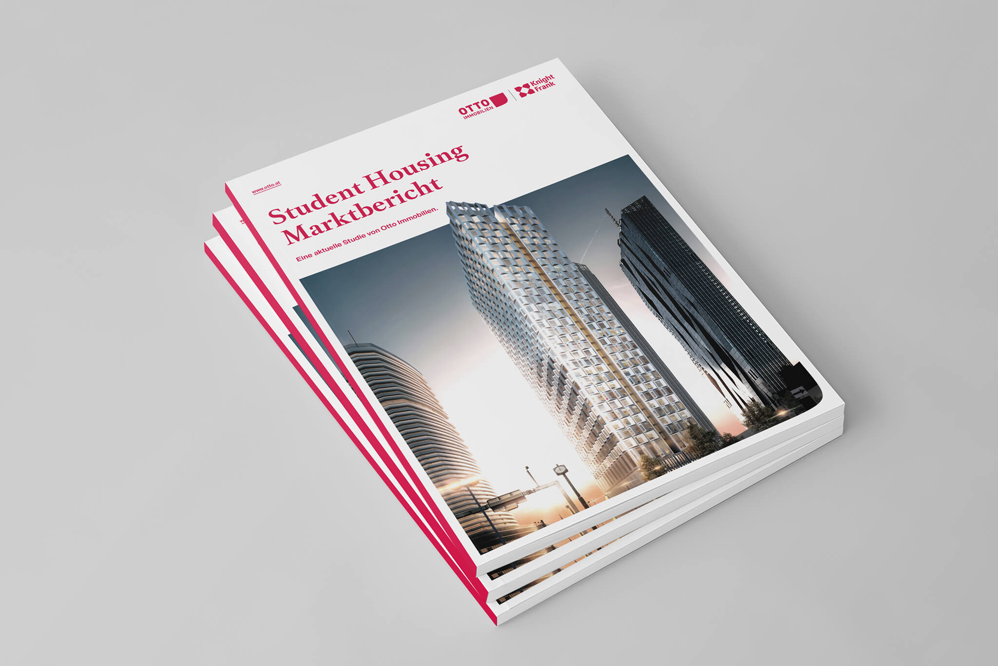 Otto Immobilien Marktbericht Cover
