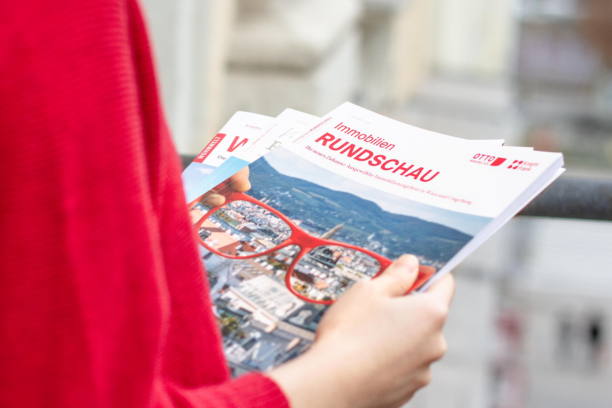 Otto Immobilien Rundschau Cover
