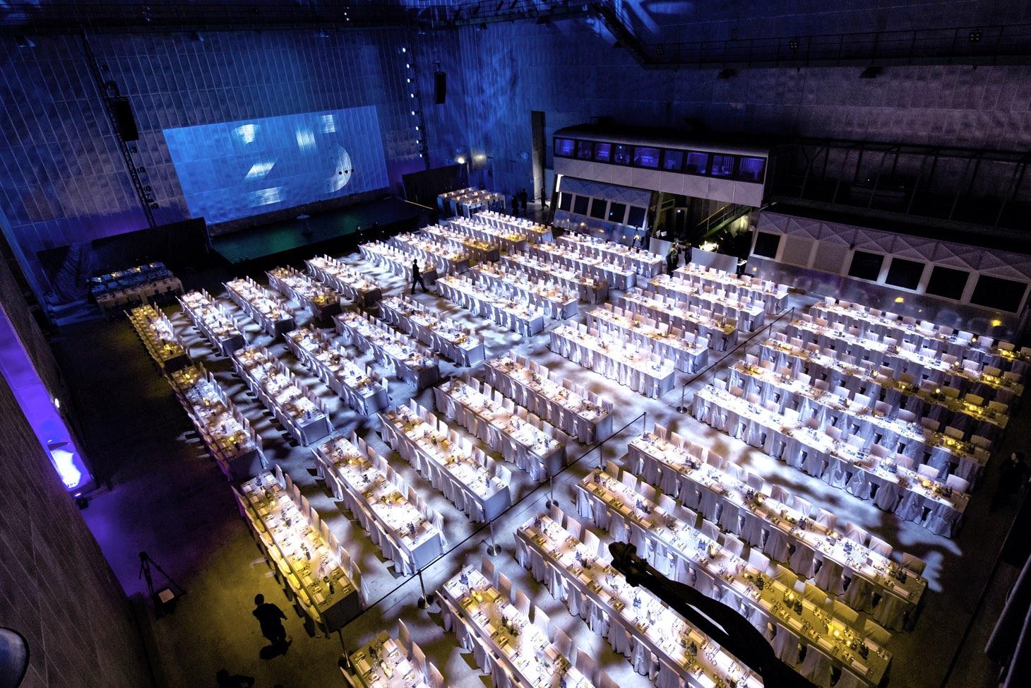 Konferenzraum Mannheim mit Key Visual