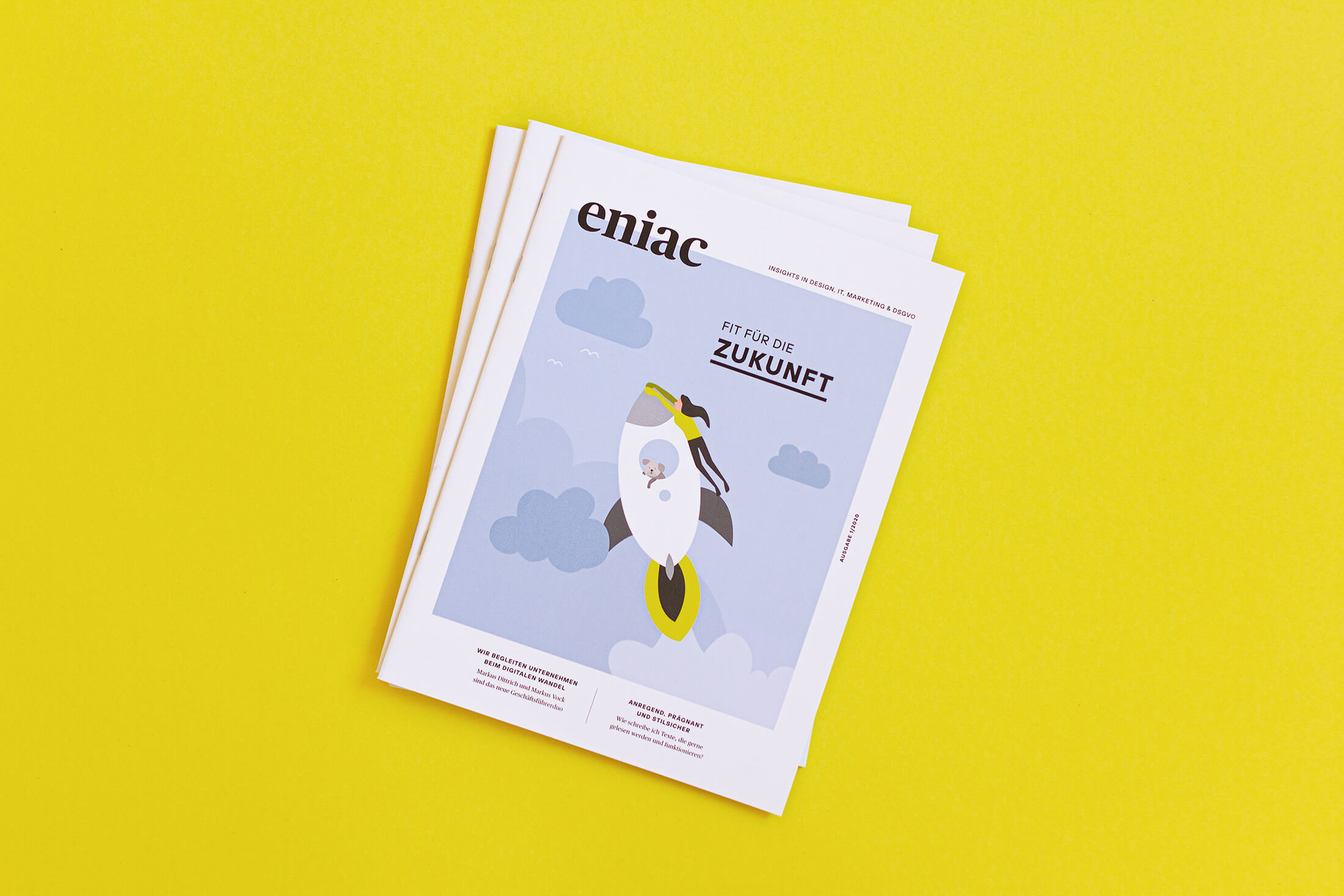 eniac Magazine