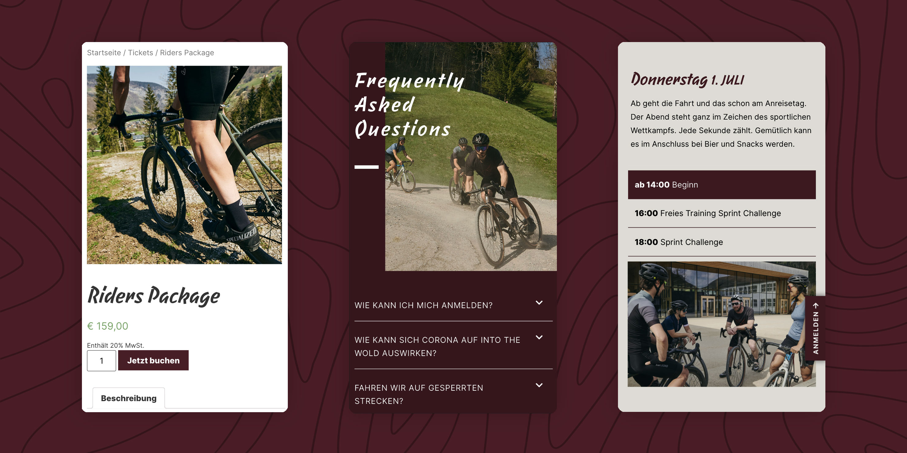 Webdesign Into The Wold Mobile